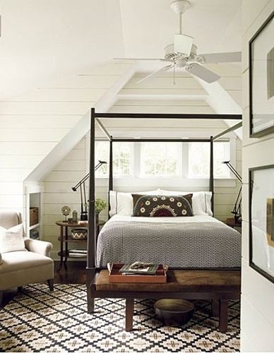 How To Arrange A Bedroom With Slanted Walls 5 Steps To