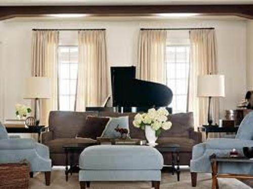 How to arrange furniture around a baby grand piano 4 ideas home improvement day - Piano for small space decoration ...
