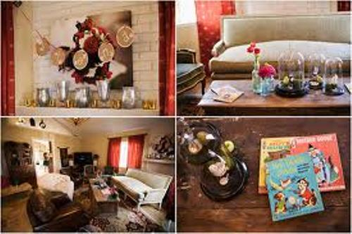 Furniture for a Baby Shower Design