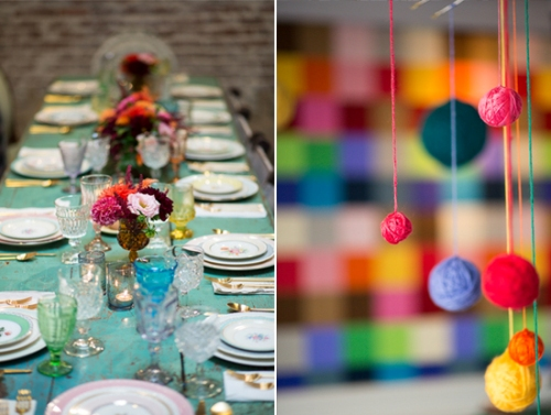 Furniture for a Baby Shower Ideas