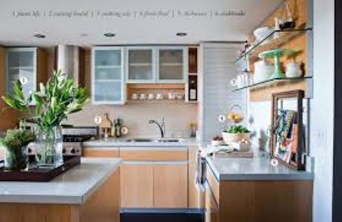 How to Arrange Kitchen Countertops