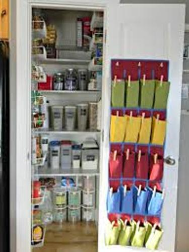 How to Organize a Kitchen Without Drawers Ideas