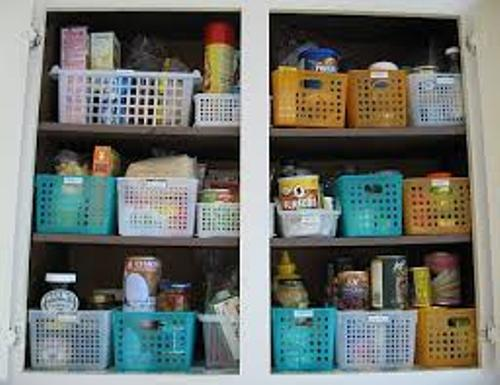 How to Organize a Kitchen Without Pantry Images