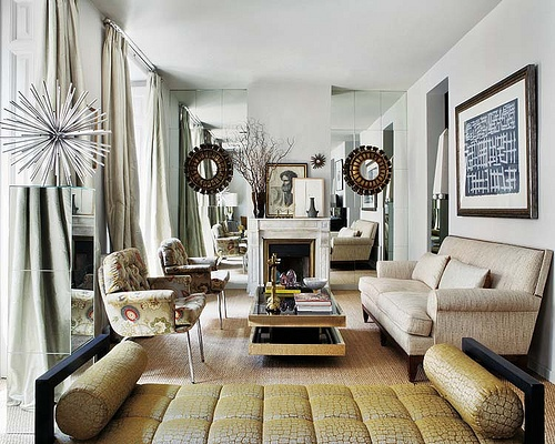 How to arrange living room furniture in a long room 5 for How to furnish a living room