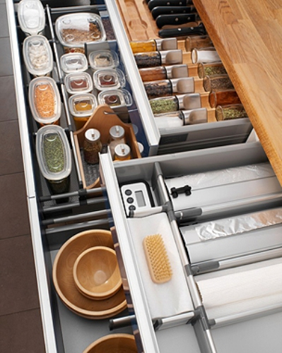 How to organize kitchen cabinets and drawers 6 ways to Organizing kitchen cabinets and drawers