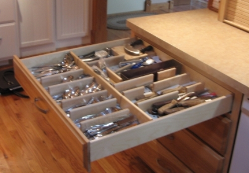 How to organize kitchen cabinets and drawers 6 ways to make kitchen neat and fine home Drawers in kitchen design