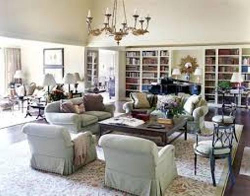 Awkward Shaped Living Room Plan
