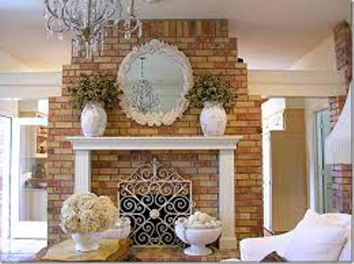 How To Decorate A Brick Fireplace 5 Guides To Make It