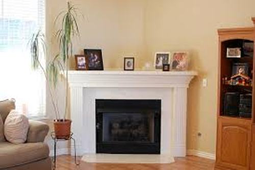 How To Decorate A Corner Fireplace Mantel 5 Ways For Elegant Fall