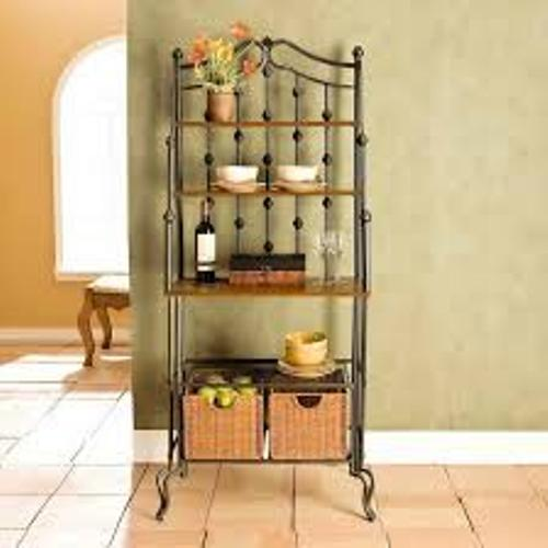 How To Decorate A Kitchen Bakers Rack 5 Tips To Do Home