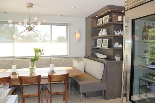 Elegant Kitchen Bench