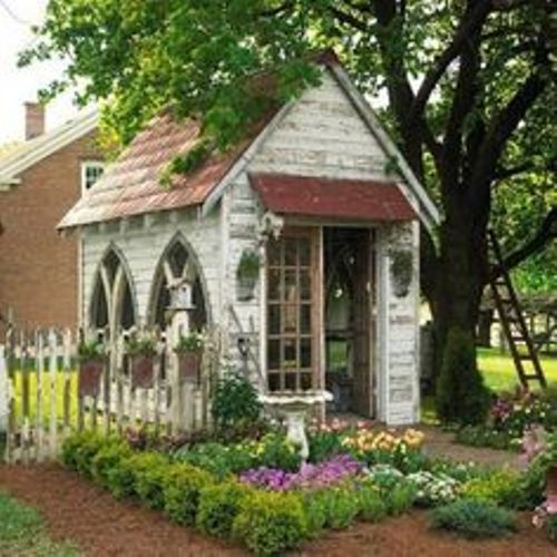 How to Decorate Garden Sheds: 5 Tips for Impressive Garden ...