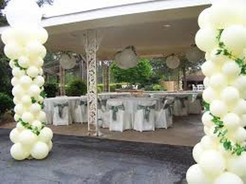 Garden for Wedding Style