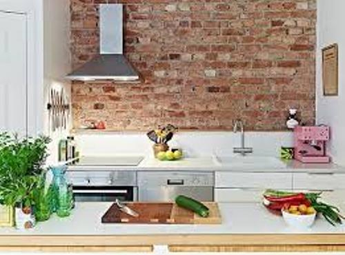 How to Decorate a Bare Kitchen Wall Design