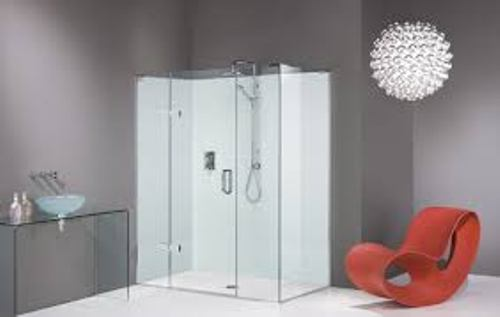 How to Decorate a Bathroom with Glass Door
