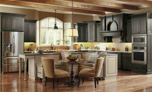 Kitchen Bench Design