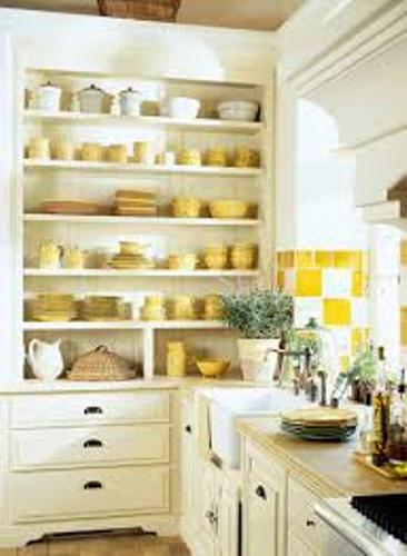 Kitchen Cabinet Decoration