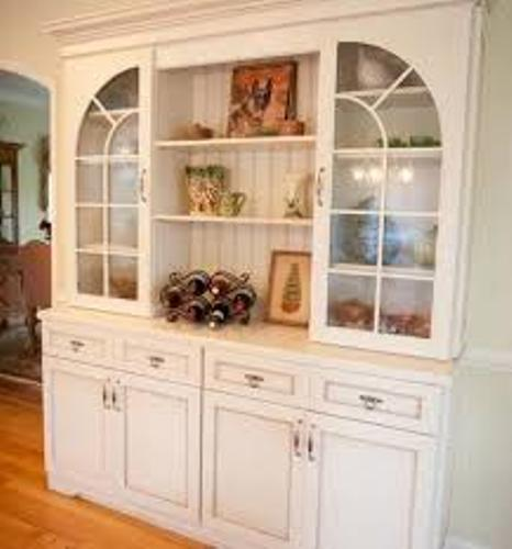 How to decorate kitchen cabinets with glass doors 5 ways to do home