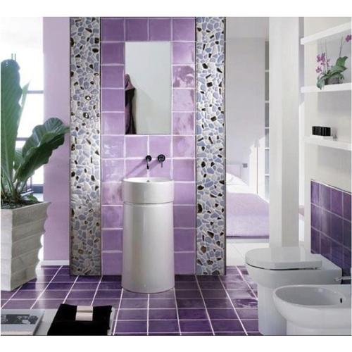 Purple Bathroom Pictures