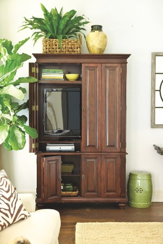 TV Armoire Picture
