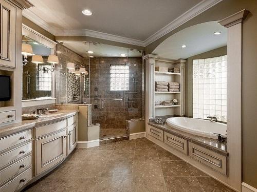 Victorian Bathroom Cabinet