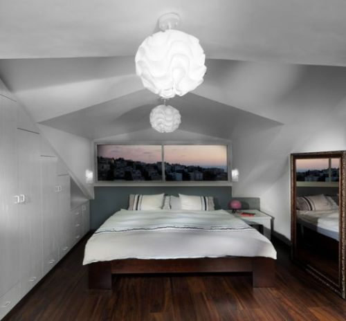 Windows Above Bed Ideas