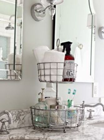 Bathroom Items Decor