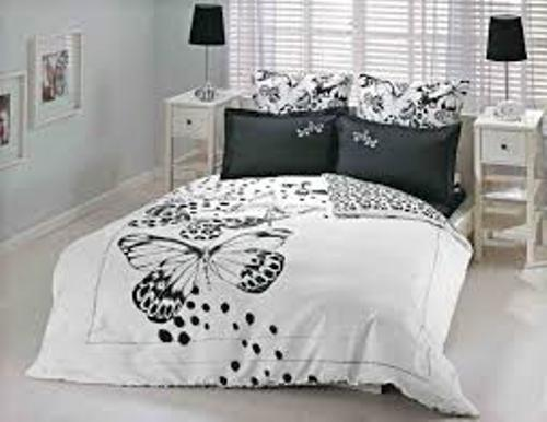 How To Decorate A Bedroom With Black And White Bedding 5 Steps For Modern Style Home