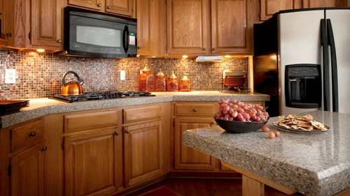 Elegant Kitchen Country Style