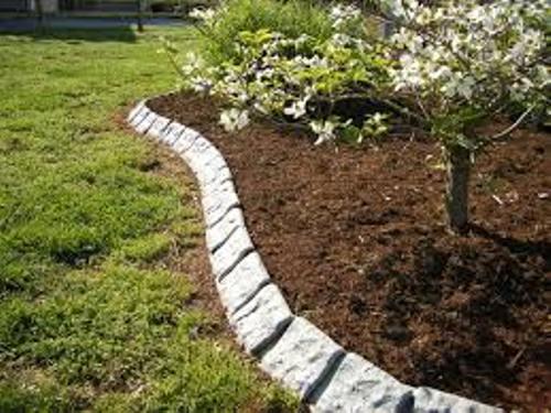 Garden Border Decor