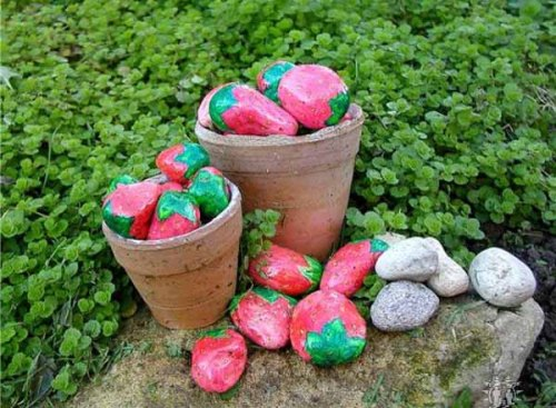 How to decorate garden with rocks 5 ideas for natural for Outdoor decorating with rocks