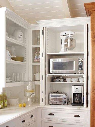 How to Arrange Kitchen Appliances