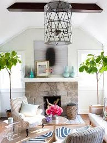How to Decorate a Narrow Fireplace Mantel