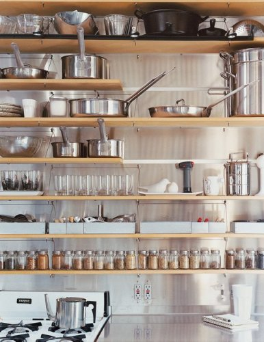 How to arrange kitchen appliances 5 ways for less clutter for Best kitchen cabinet arrangement