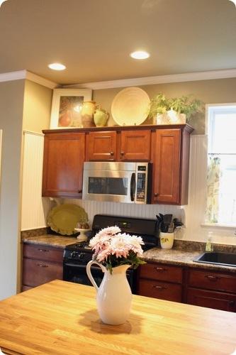 Kitchen Bulkhead Design