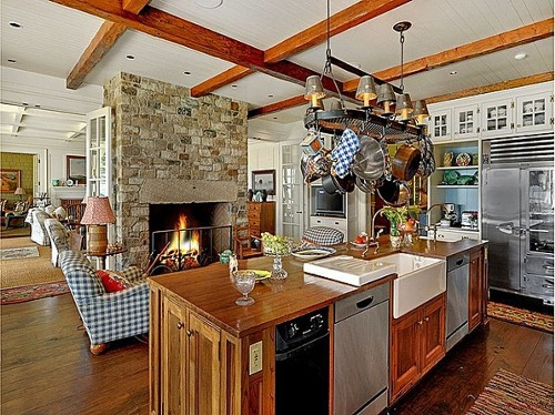 How To Decorate A Kitchen Fireplace Mantel 5 Ways For Fascinating Mantel H