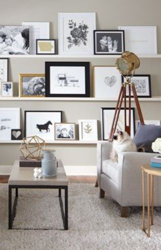 How To Arrange Living Room Bookshelves 5 Ways For Stylish Wall Decor Home