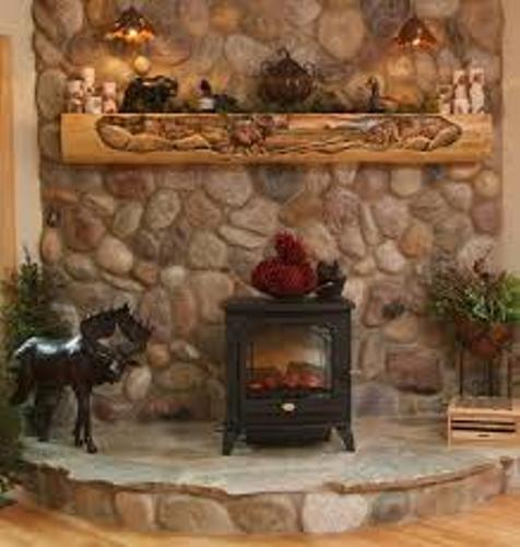How To Decorate A Rustic Fireplace Mantel: 5 Guides For ...