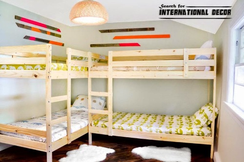 Small Bedroom with a Bunk Bed Idea