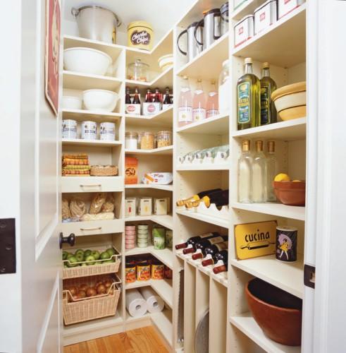 Kitchen Pantry Decor