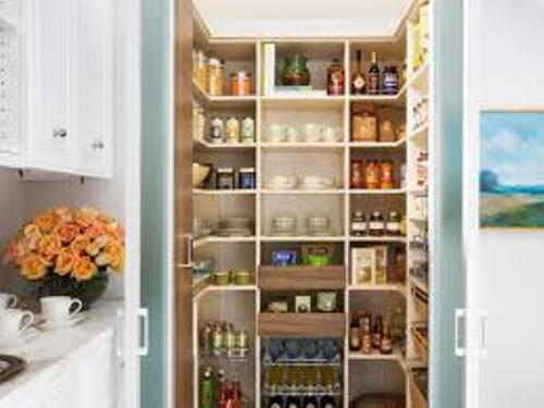 Kitchen Pantry Picture