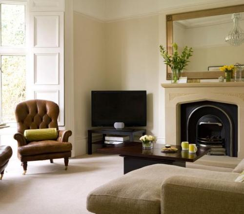 Family Room Design With Tv: How To Arrange A Living Room Around A TV: 5 Guides For