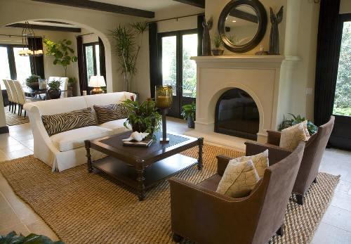 How To Arrange A Living Room Around Fireplace 5 Ways