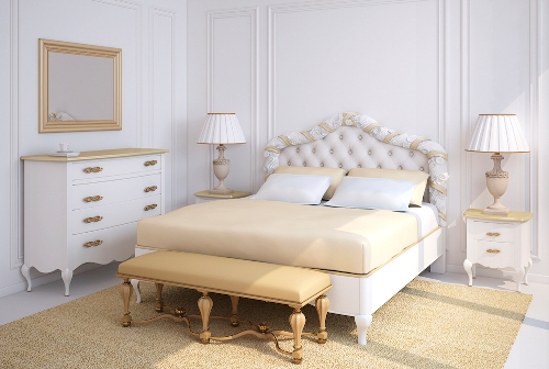 How to Arrange a Bedroom with a Couch