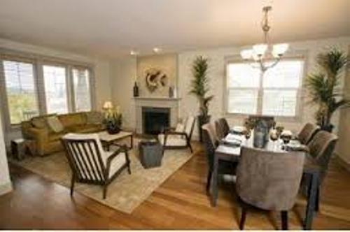 How to Arrange a Living Room with Three Entrances
