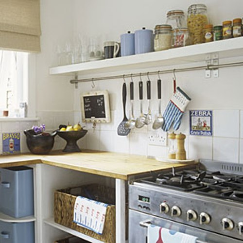 How To Organize A Kitchen Without A Pantry 5 Tips For Tidy Kitchen