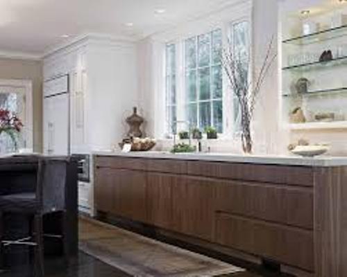 Kitchen Bowl Shelves