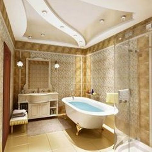 Luxury Bathroom Ceiling