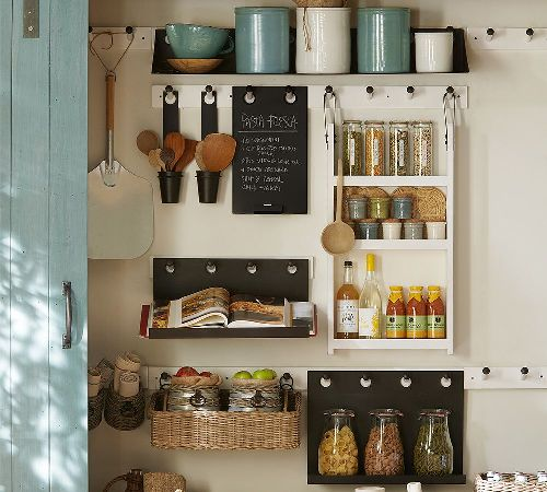 Kitchen Without Cabinets: How To Organize A Kitchen Without Cabinets: 5 Guides For