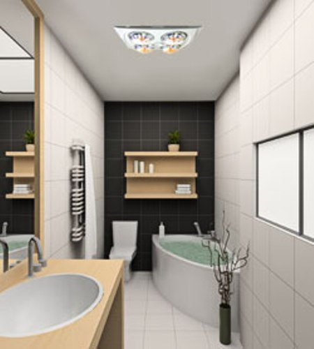 Bathroom Decorating Ideas Nz how to install a bathroom vent through a wall: 5 ways for hygiene